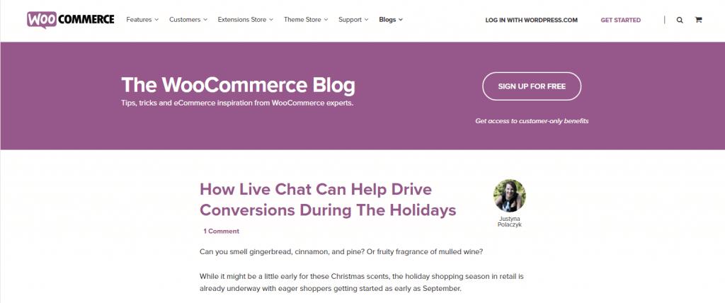 The WooCommerce Blog