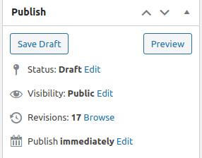 publish now