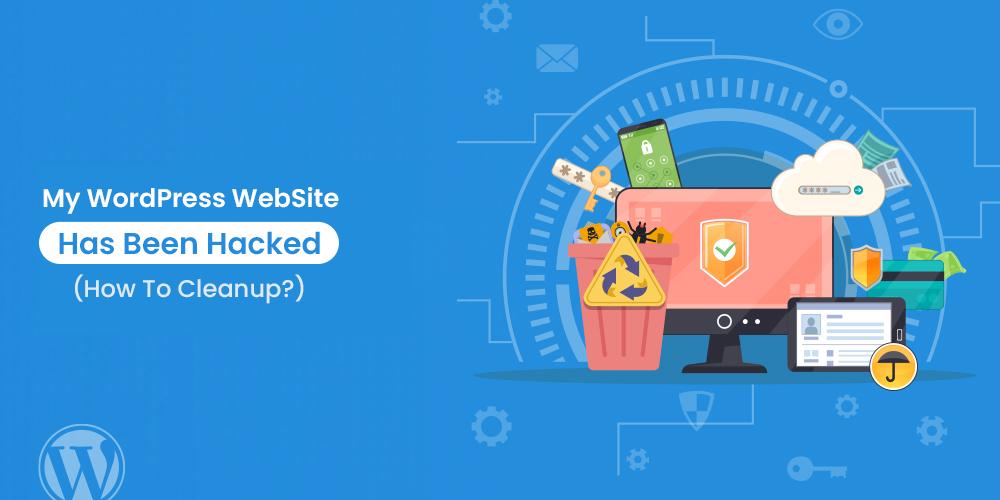 WordPress Website Hacked