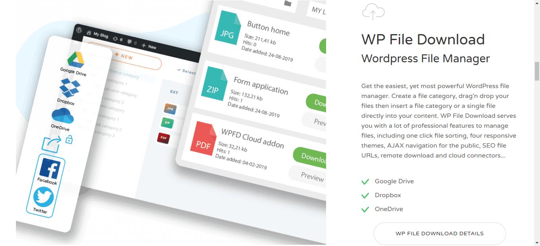 WP File Download