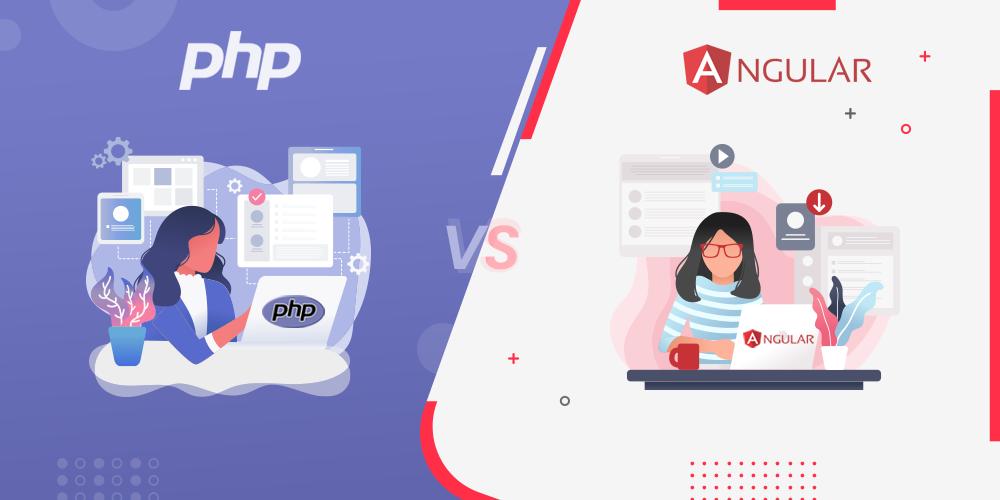 PHP vs Angular